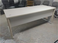 Grey Modular Side Table, $20.00 Reserve