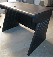 Black Resin Desk, $25.00 Reserve