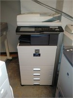Sharp MX-5001N Copier, $50.00 Reserve
