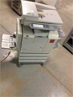 Sharp AR-M35ON+ Copy Machine, $55.00 Reserve