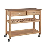 HOMESTYLES KITCHEN CART (NOT ASSEMBLED)