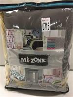 MIZONE DUVET COVER BEDDING SET FULL/QUEEN