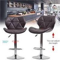 ADJUSTABLE HEIGHT BAR STOOL (2 IN TOTAL)