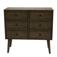 DECOR THERAPY ACCENT CHEST (NOT ASSEMBLED)