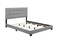 QUEEN UPHOLSTERED BED (NOT ASSEMBLED)