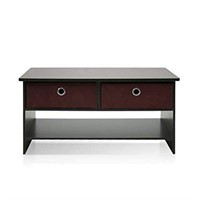 FURINNO CENTER COFFEE TABLE (NOT ASSEMBLED)