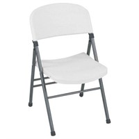 TOTAL OF 4 COSCO RESIN FOLDING CHAIR