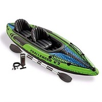 CHALLENGER 2 2-PERSON KAYAK INFLATABLE (USED)