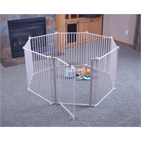 REGALO 4 IN 1 PLAY YARD(NOT ASSEMBLED)