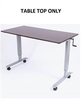 """LUXOR STAND UP DESK 60"""" TABLE TOP ONLY"""