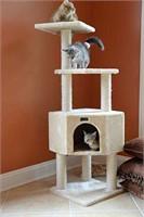 ARMARKAT CLASSIC CAT TREE(NOT ASSEMBLED)