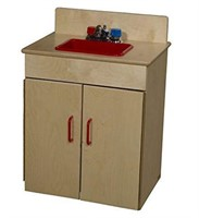 WOOD DESIGNS CLASSIC CHILDS  DELUXE SINK