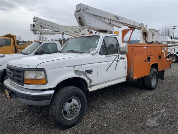 ALTEC AT250G Bucket Trucks / Service Trucks Auction Results - 16