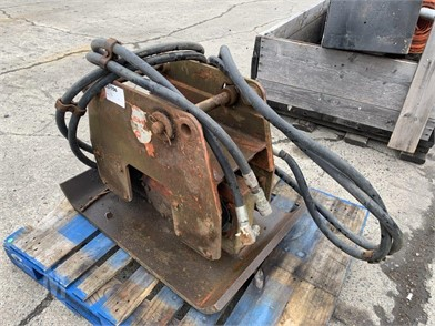 HYDRAULIC PLATE COMPACTOR ATTACHMENT Other Auction Results