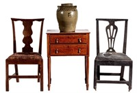 Large selection of Southern furniture and decorative arts