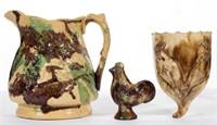 Shenandoah Valley and Moravian folk pottery
