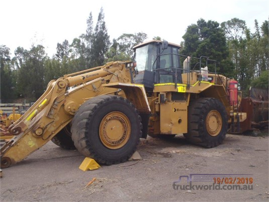 2011 Caterpillar 988H Heavy Machinery for Sale