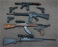Firearms Hand Guns Pistols Rifles