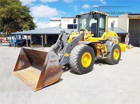 2013 Volvo L70G Heavy Machinery for Sale