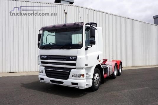 2006 DAF CF85 - Trucks for Sale
