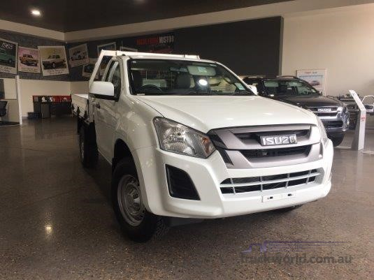 2018 Isuzu UTE D-Max My18 SX High Ride 4x4 Light Commercial for Sale