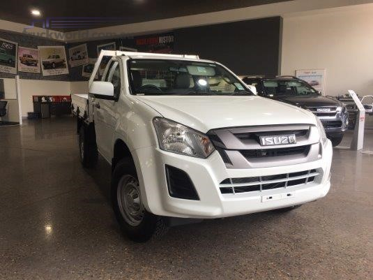 2018 Isuzu UTE D-Max My18 SX High Ride 4x4 - Light Commercial for Sale