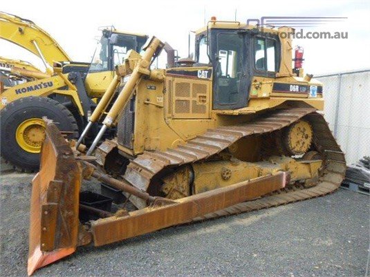 2007 Caterpillar D6R Heavy Machinery for Sale