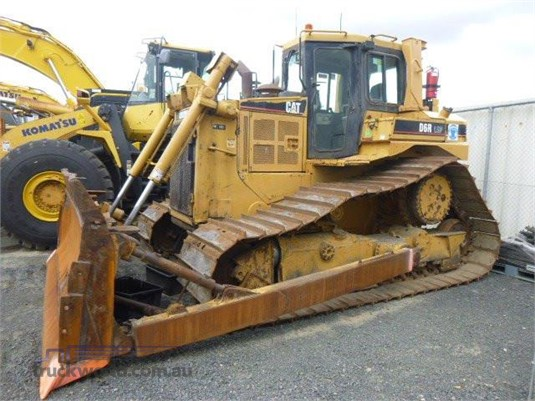 2007 Caterpillar D6R - Heavy Machinery for Sale