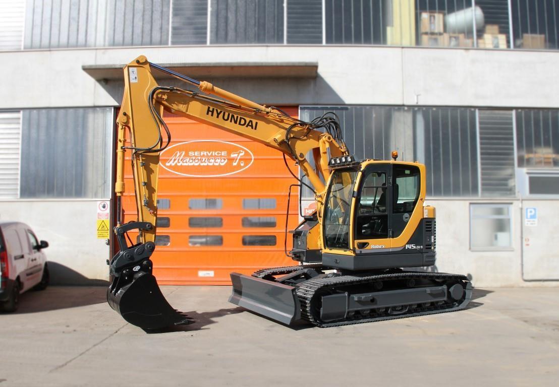 Hyundai ROBEX 145 LCR-9 Usato