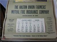 1937, 1938 & 1963 Calendars