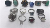 Fine Jewelry, Costume Jewelry and more On Line Auction