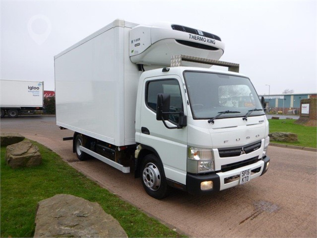 Used 2015 MITSUBISHI FUSO CANTER 7C15 For Sale In Coventry