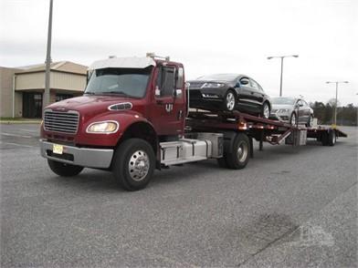 FREIGHTLINER BUSINESS CLASS M2 106 Car Carrier Trucks For