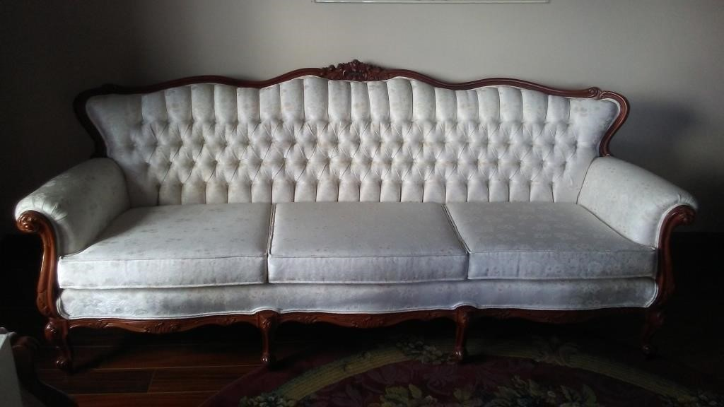 Peachy Victorian Style Couch Good Condition Classic Great West Camellatalisay Diy Chair Ideas Camellatalisaycom