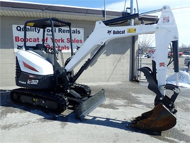 BOBCAT E32 For Rent - 32 Listings | RentalYard com - Page 1 of 2