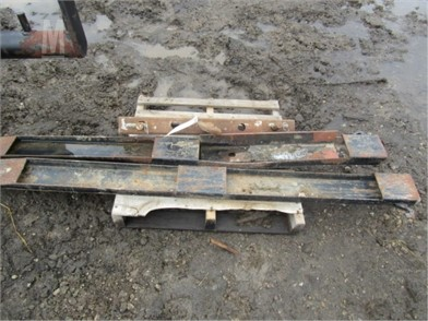 FORKLIFT EXTENSIONS WITH DAMAGE Other Auction Results - 1