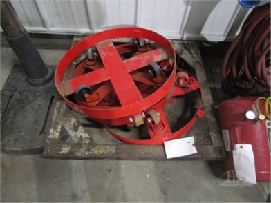 Metal Barrel Dolly Other Auction Results In Illinois - 1 Listings