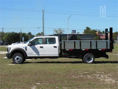 FORD F550 Flatbed-Dump Trucks For Sale - 12 Listings