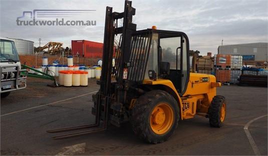 2004 Jcb 930 - Forklifts for Sale