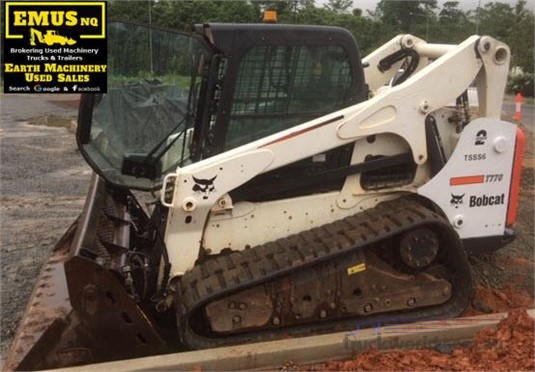 2015 Bobcat T770 Heavy Machinery for Sale