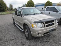 2005 FORD EXPLORER SPORT TRAC 204941 KMS