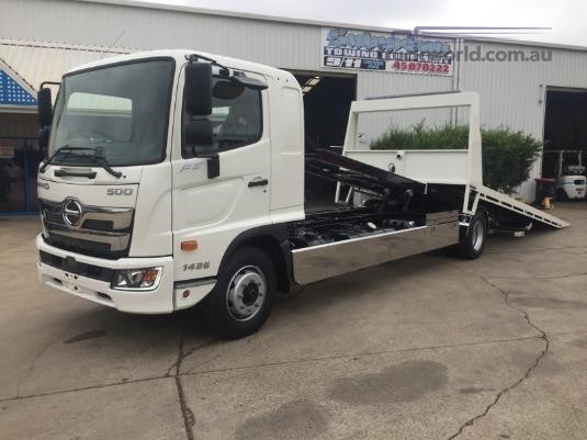 2020 Hino 500 Series 1426 FE XLong Air Auto - Trucks for Sale