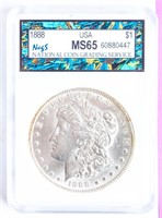 November 13th - ONLINE ONLY Coin Auction