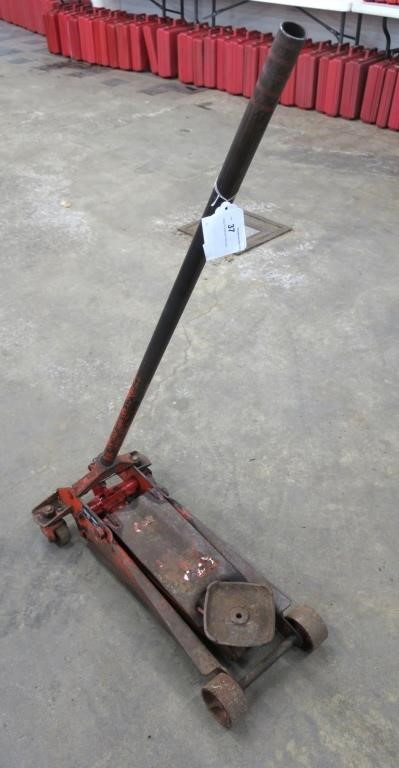 Snap On Hydraulic Floor Jack 2 5 Ton