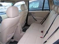2005 BMW X3 2.5L 230700 KMS