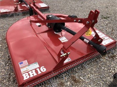 BUSH HOG BH16 For Sale - 34 Listings | TractorHouse com - Page 1 of 2