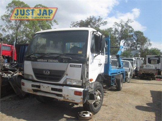 2007 Nissan Diesel PKC37A Just Jap Truck Spares - Wrecking for Sale