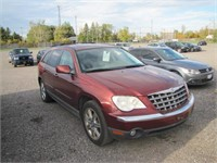 2007 CHRYSLER PACIFICA 244921 KMS