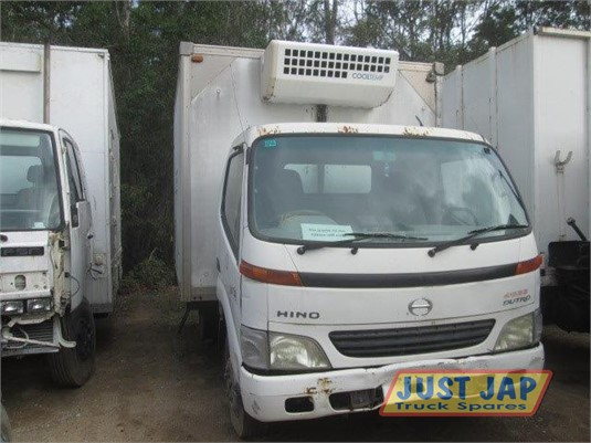 2002 Hino Dutro Just Jap Truck Spares - Trucks for Sale