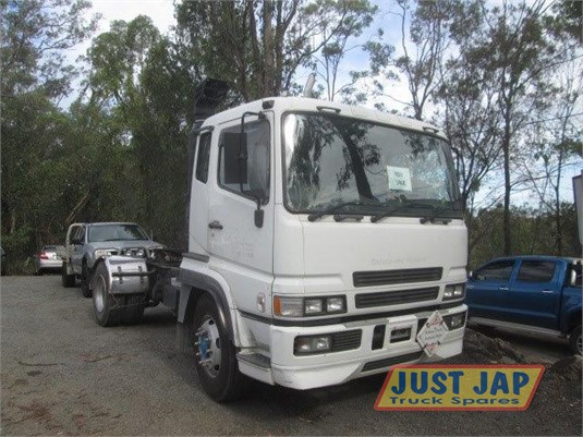 2002 Mitsubishi Fuso FP547G2W Just Jap Truck Spares - Wrecking for Sale
